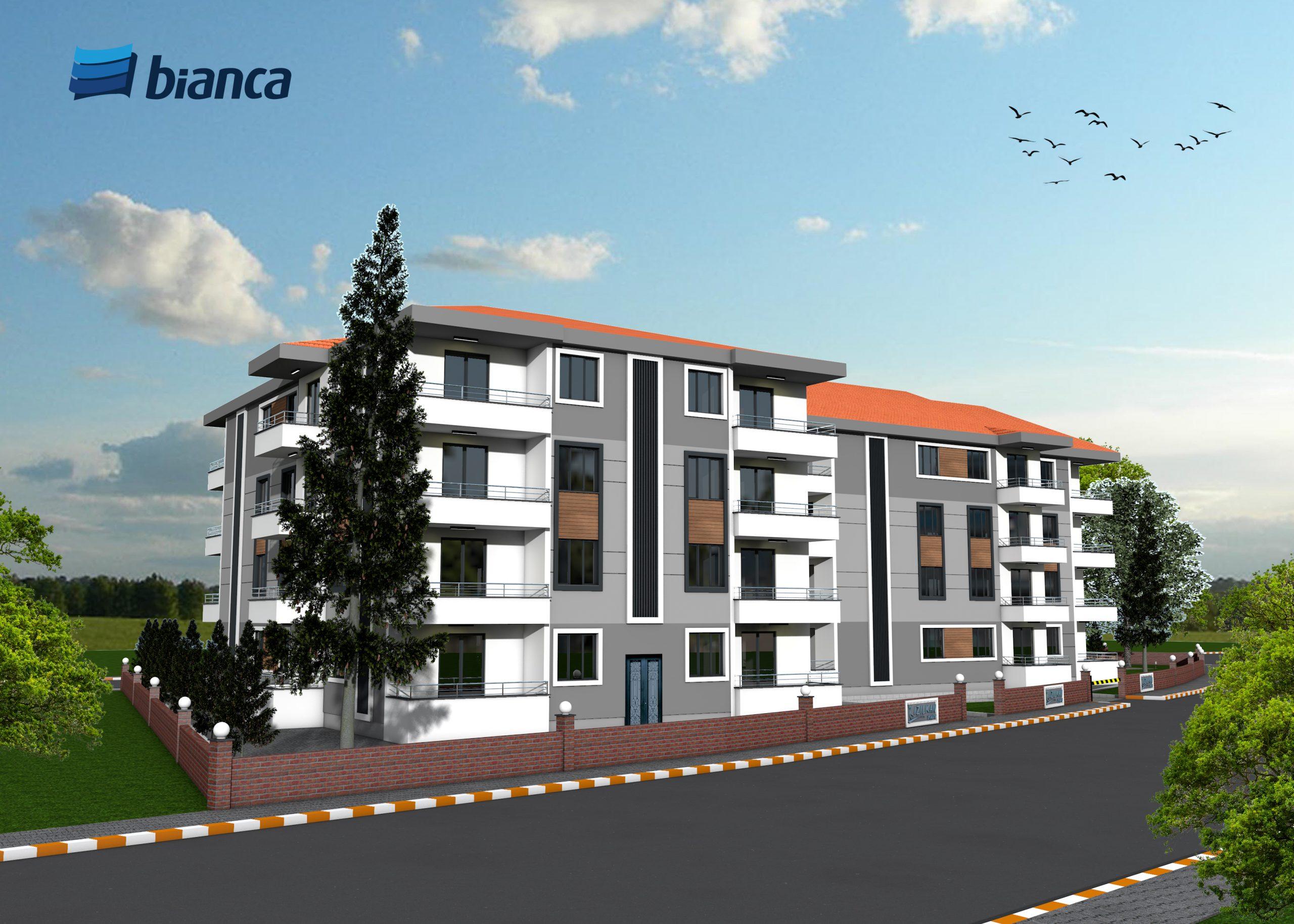 DSİ YUNUS MAHALLESİ PROJE 2 BLOK 24 DAİREDEN OLUŞAN 3+1 155 m²