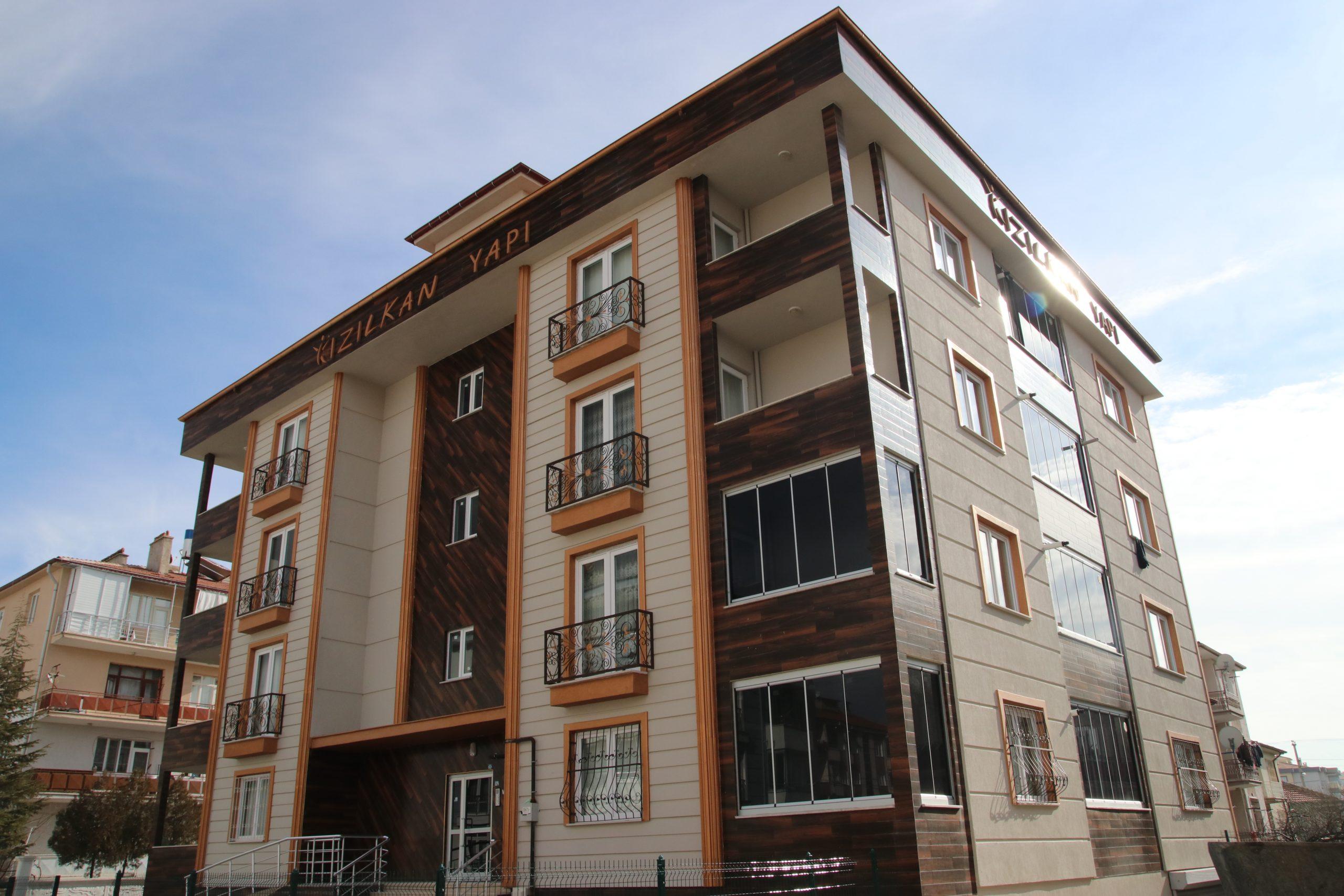 Hacı Mustafa Mahallesi Kız Meslek Lisesi Arkası