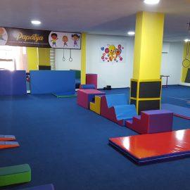 Papatya Spor Salonu Dekorosyon Projemiz